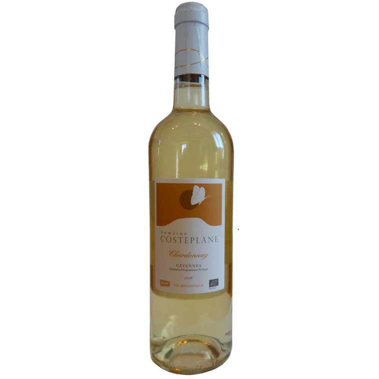 Vin IGP Pays d'Oc chardonnay 2010 blanc 629199