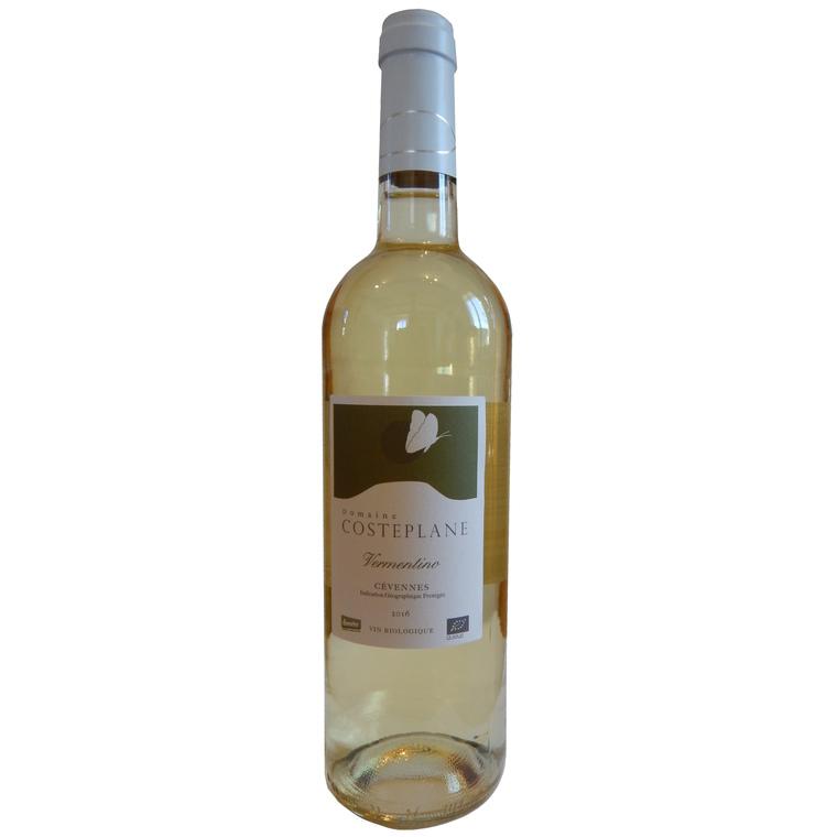 Vin IGP Pay d'Oc Vermentino  bio 2010 blanc 629200