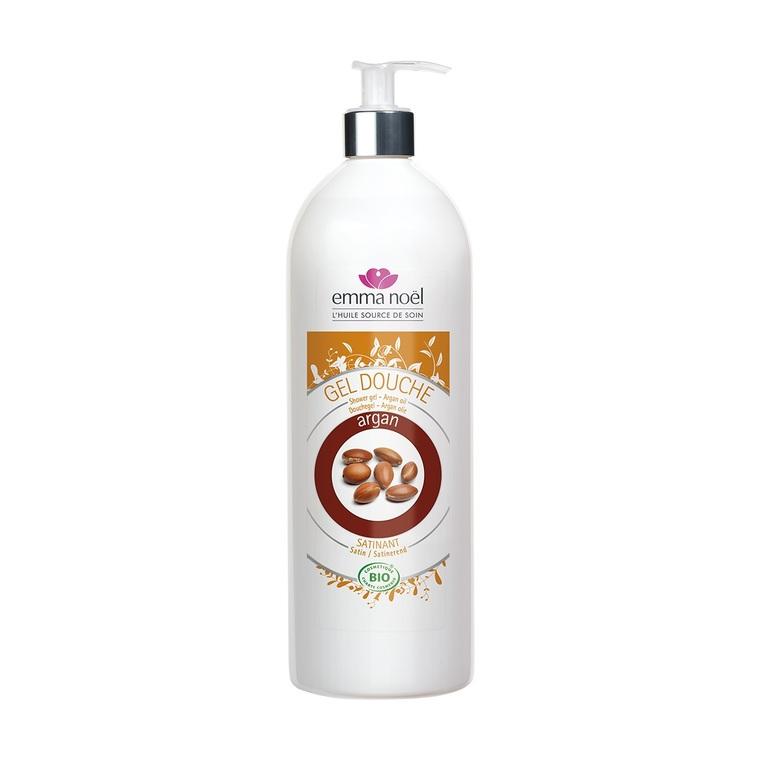 Gel douche à l'huile d'argan 1 L