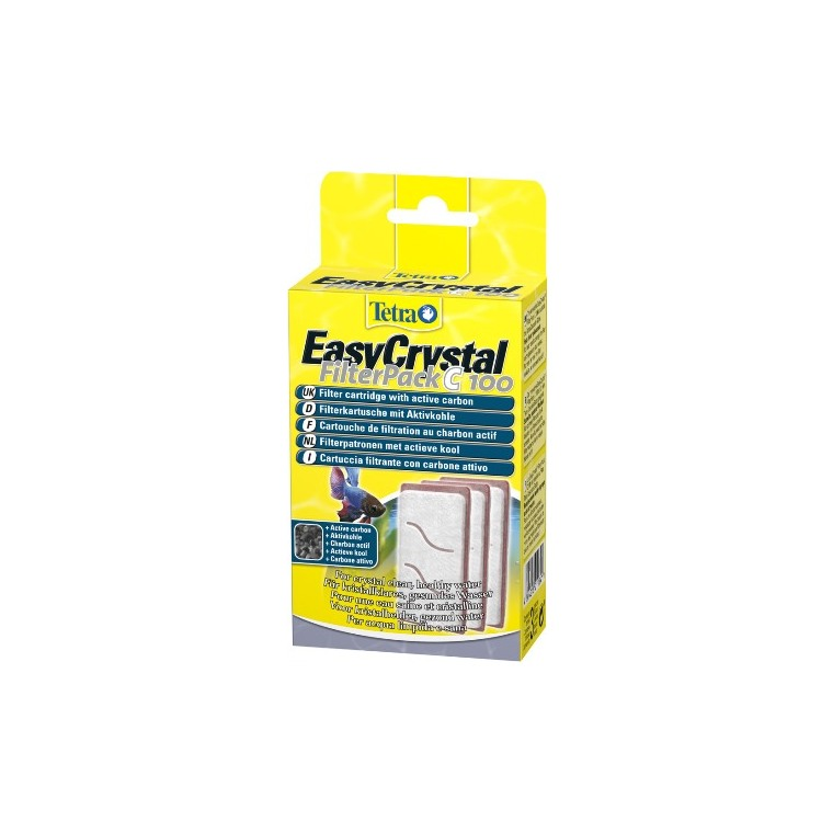 Tetra Easy Crystal Filter Pack C100 63338