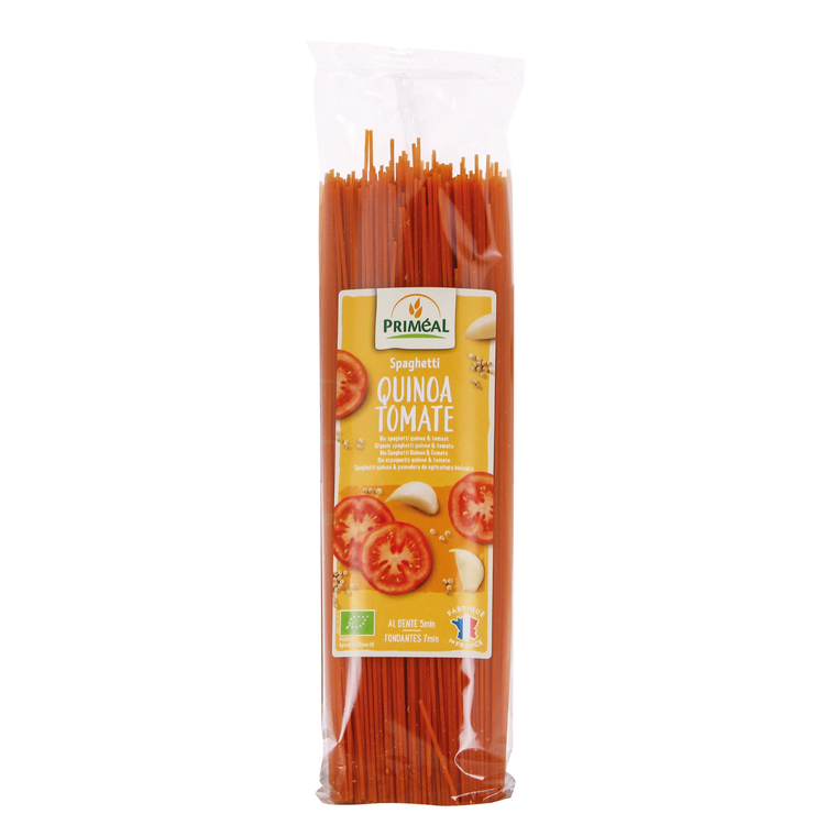 Spaghettis quinoa et tomates 500 g 633471