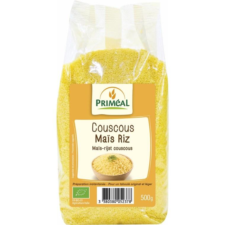 Couscous maïs riz 500 g