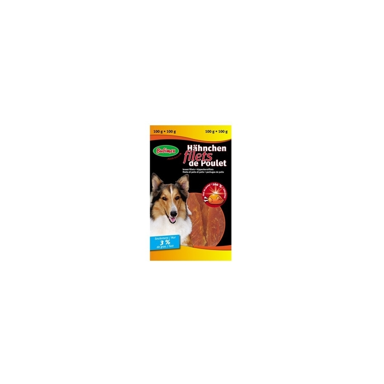 Filets de poulet Bubimex 100 g 634497