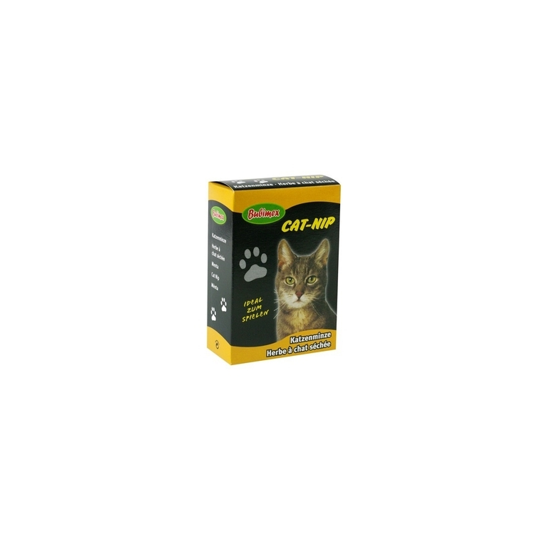 Herbe à chat cat nip Bubimex 20g