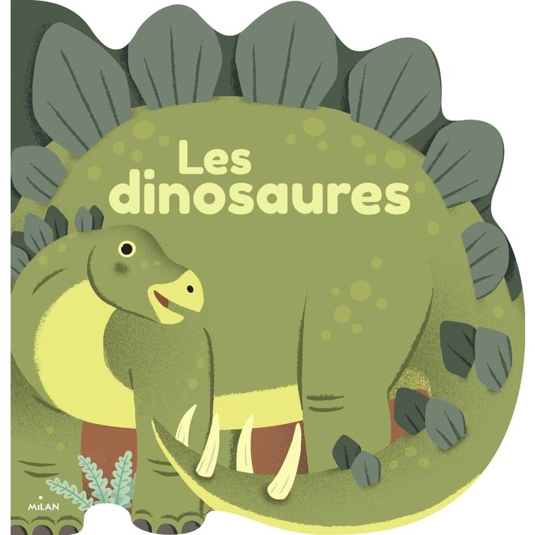 Les Dinosaures Mes Docs en Forme 3 à 6 ans 635783