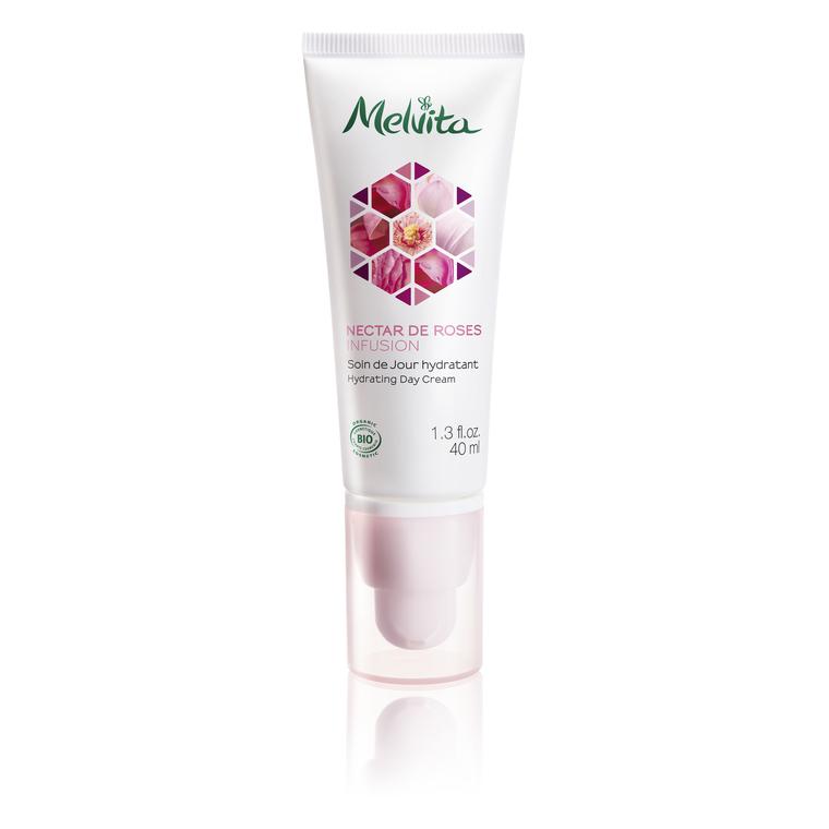 Nectar de Rose hydratant Melvita 40 ml 64241
