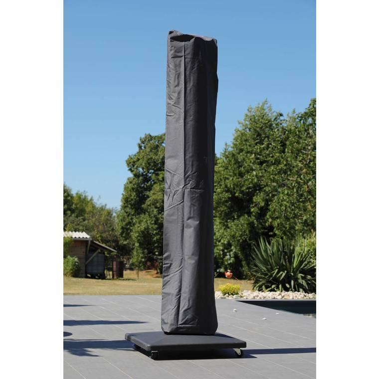 Housse de parasol déporté - 4x4 m 647298