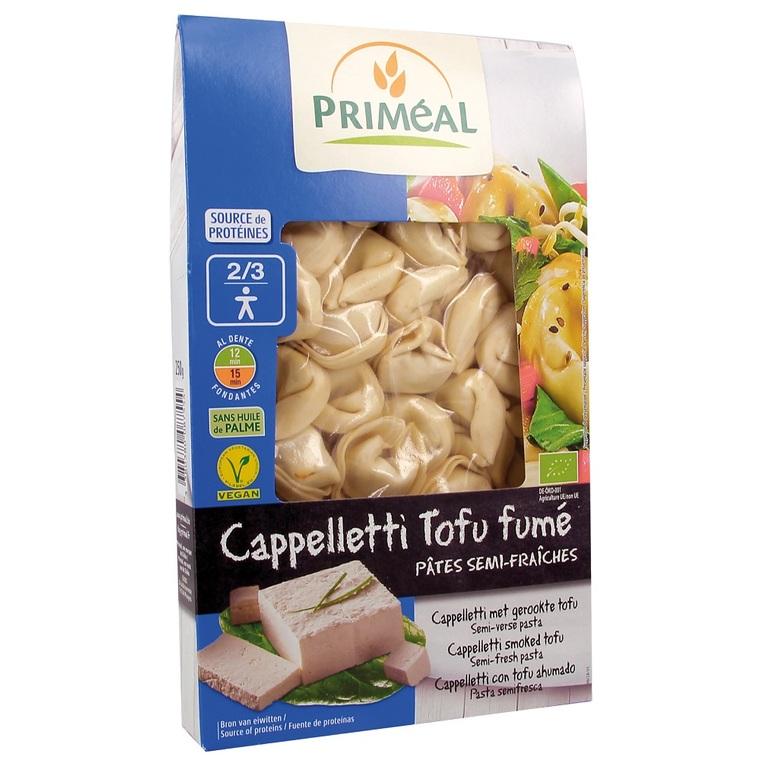 Cappelleti au tofu fumé bio 250 g 648586