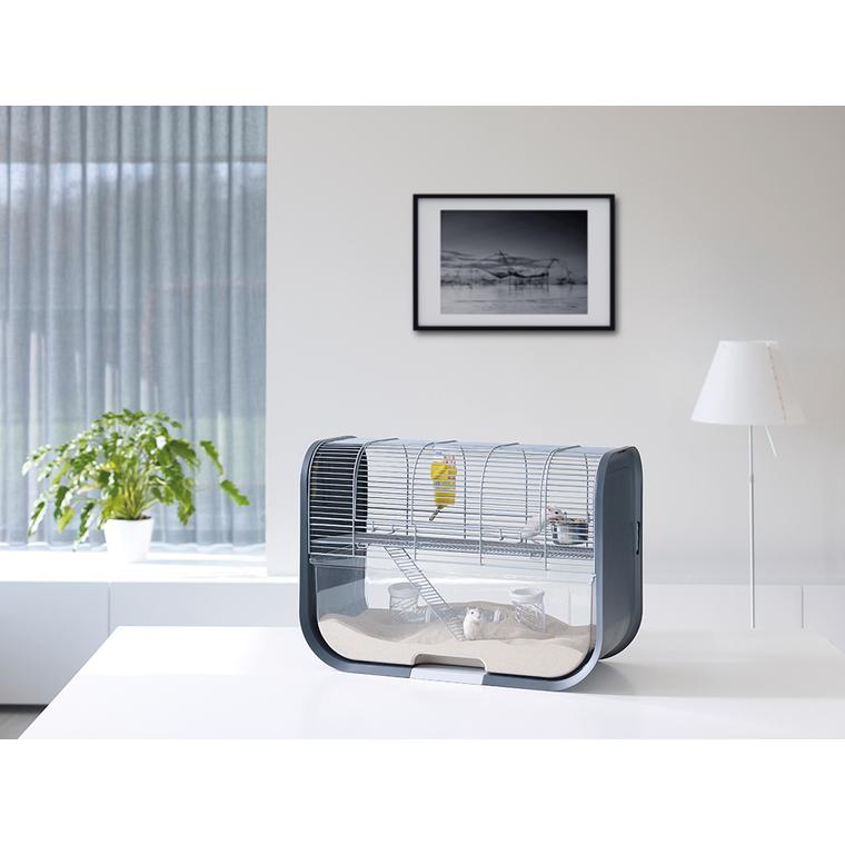Cage pour gerbille Lugano 60 x 29 x 44 cm 648714