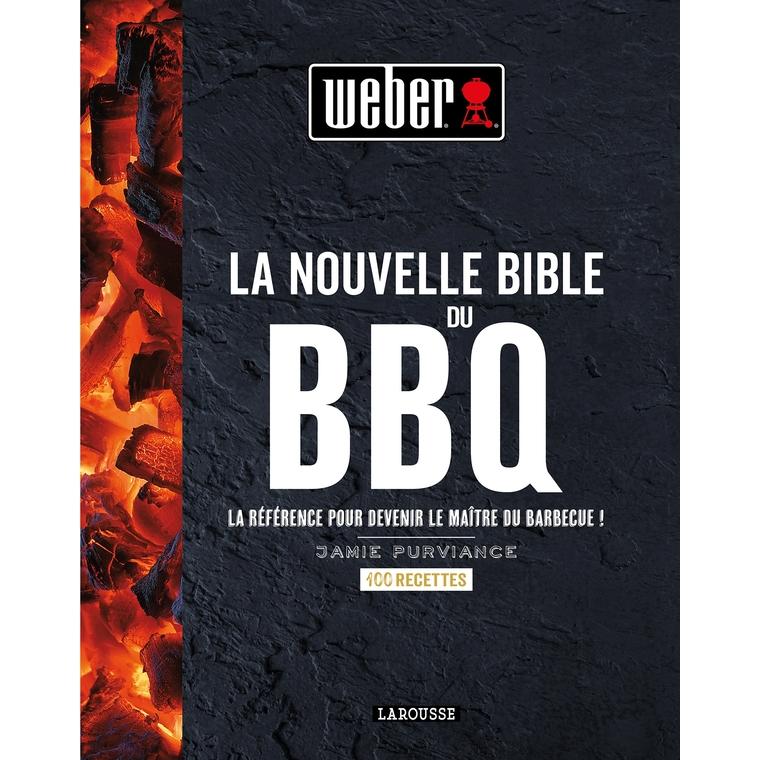 La nouvelle bible du BBQ Weber 650812