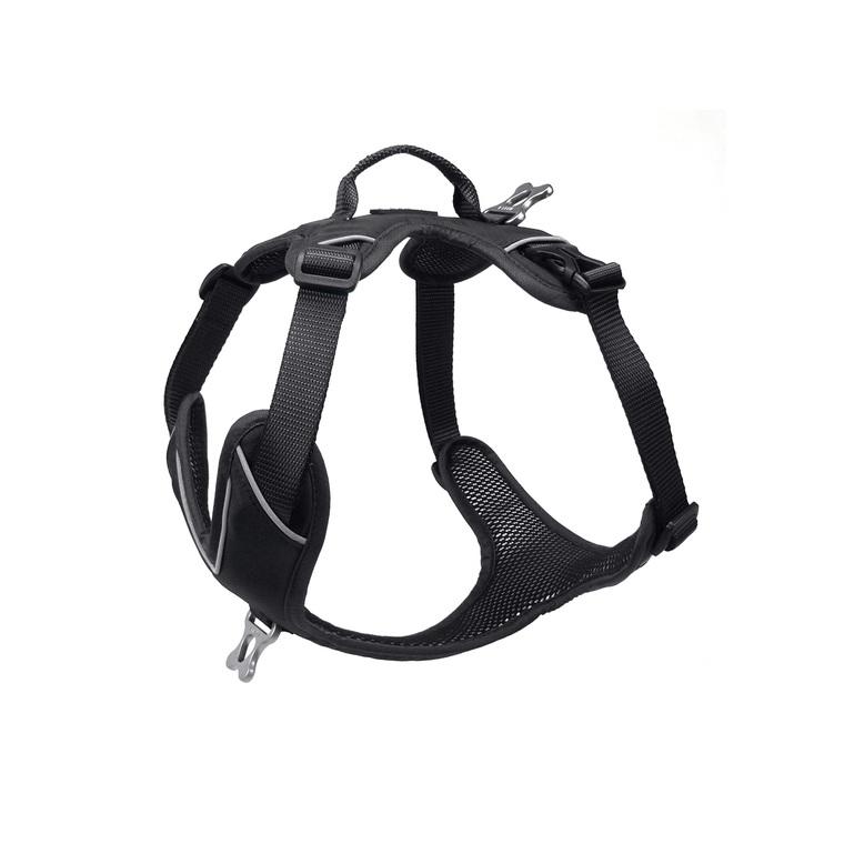Harnais Momentum Taille 2 Circonférence cage thoracique 42-55cm Noir 652956