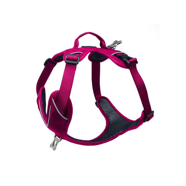 Harnais Momentum Taille 5 Circonférence cage thoracique 80-106cm Rose 652973