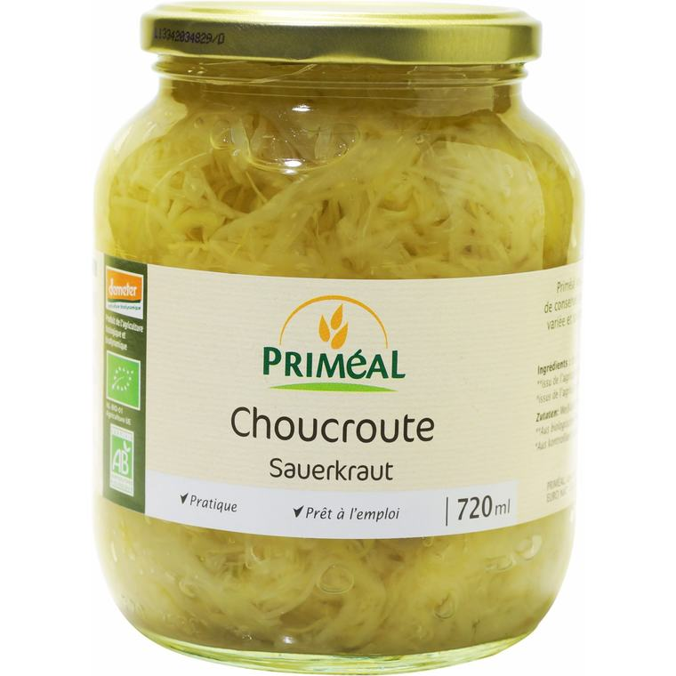 Choucroute 720 ml PRIMEAL 65387