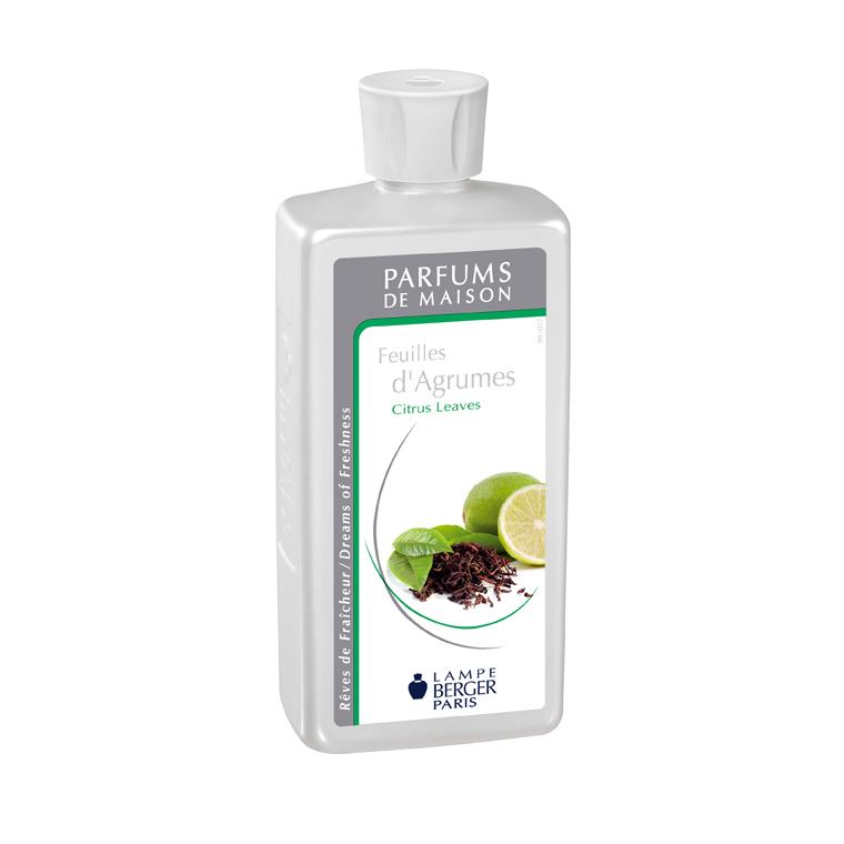 Parfum Feuilles d'Agrumes pour Lampe Berger 500 ml 65554
