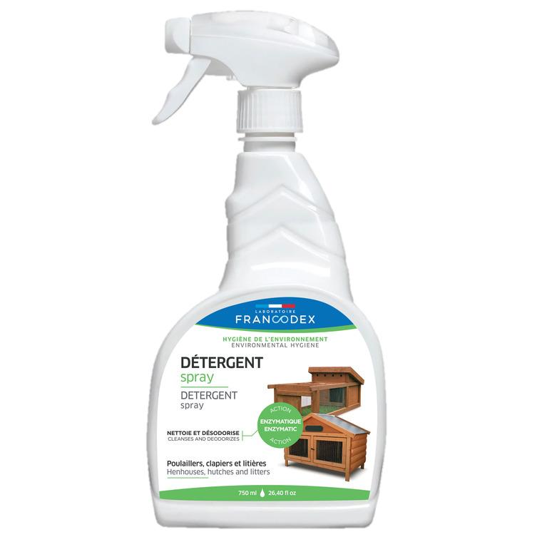 Détergent pour poulailler en spray de 750 ml 655591
