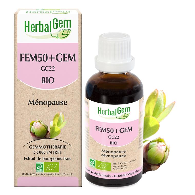 Fem+gem GC22 Bio 50 ml beige 658156