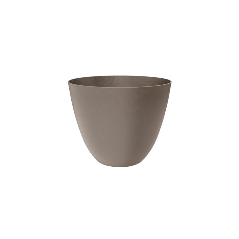 Pot Element rond de 47,8  L coloris calcaire Ø 48 x 38 cm 658805