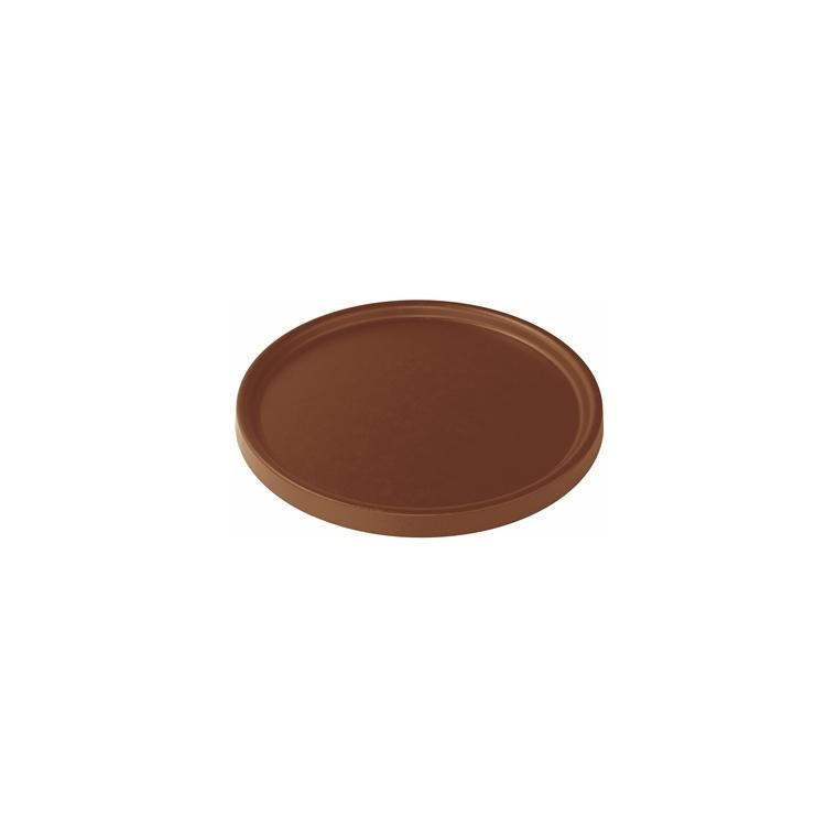 Soucoupe pour pot Element coloris marron Ø 47 x 1,6 cm 658821