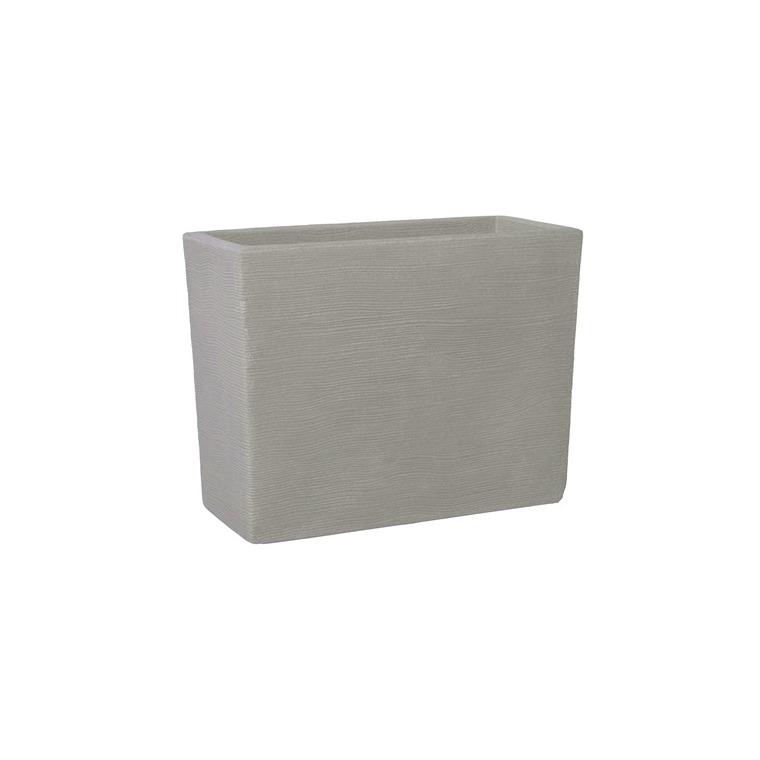 Muret mi-haut Corde beige 78 x 35 x 61 cm de 115 L 659309
