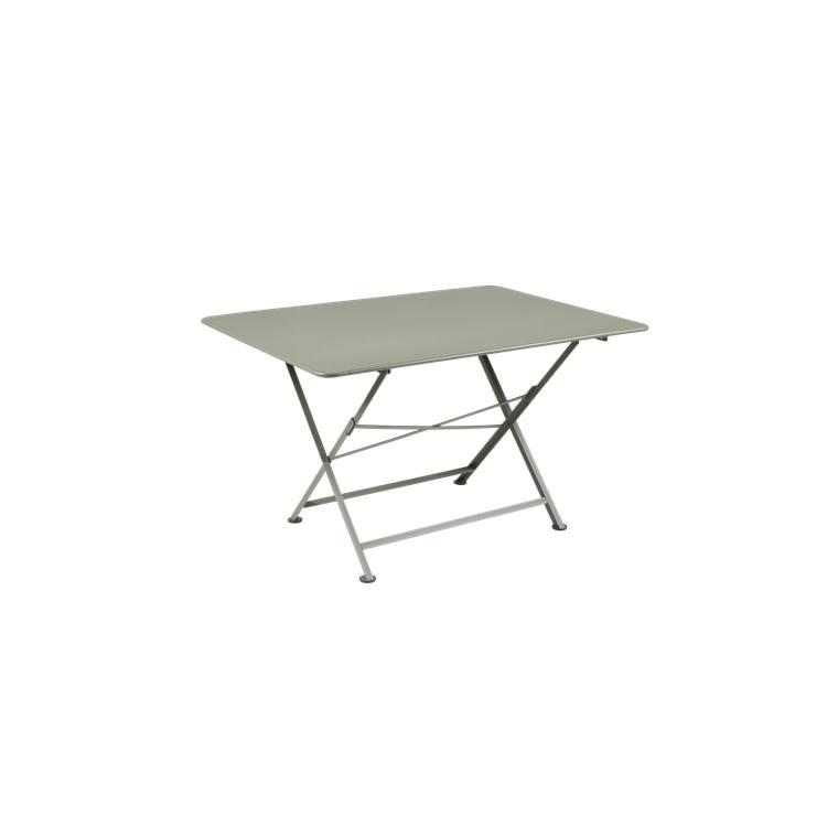 Table pliante Cargo FERMOB romarin L128xl90xh74 659385