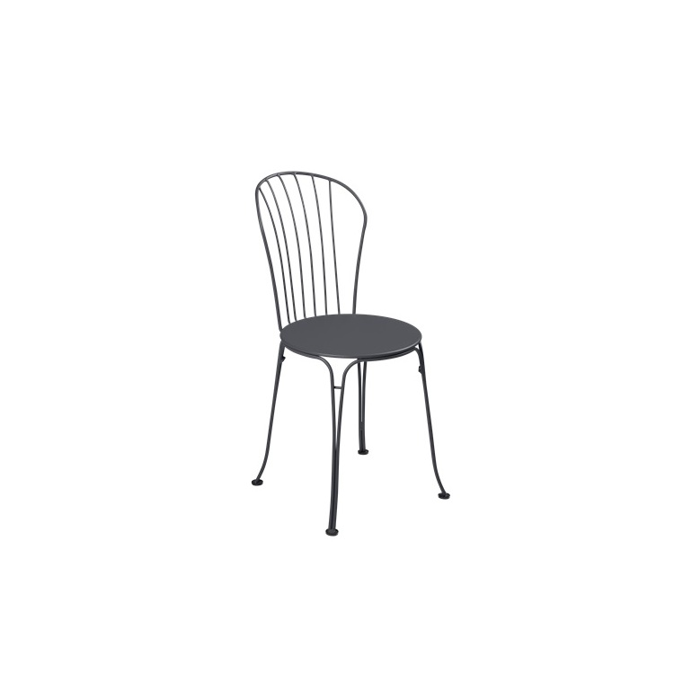 Chaise Opéra + FERMOB carbone 659406