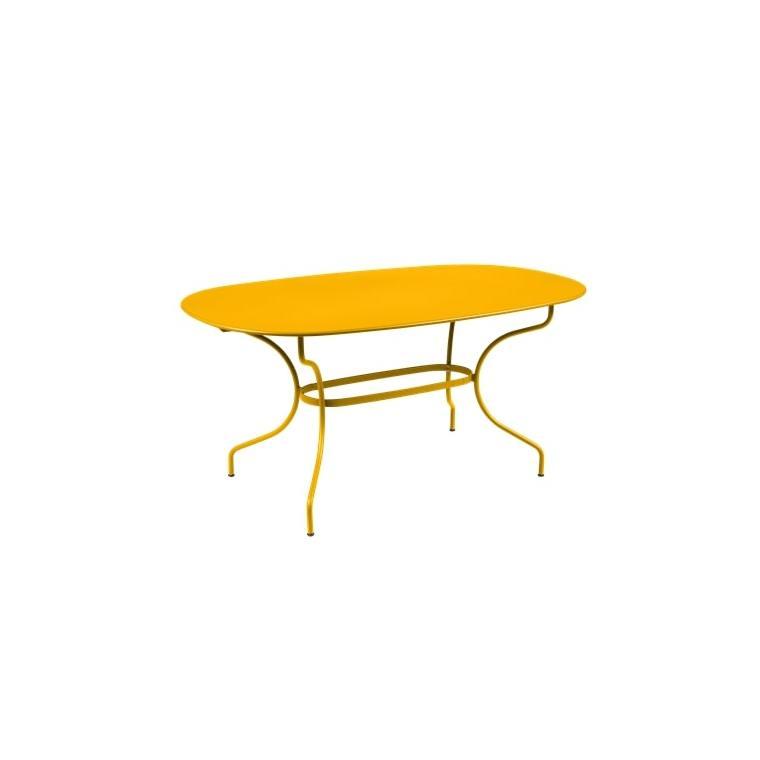 Table Opéra + FERMOB miel L160xl90xh74 659457