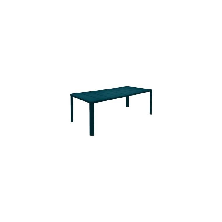 Table Oléron XL Bleu acapulco 659539