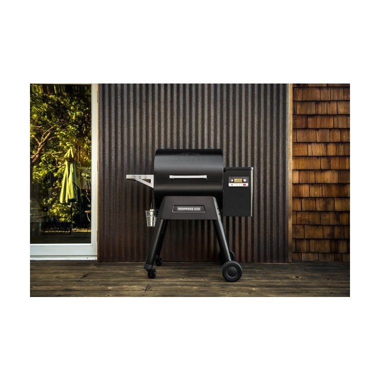 Barbecue TRAEGER  IRONWOOD -  650 659817