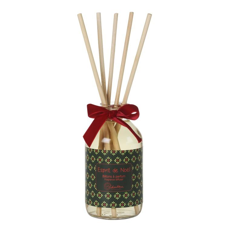 Bâtons à parfum senteur esprit de Noël de 500 ml 660294