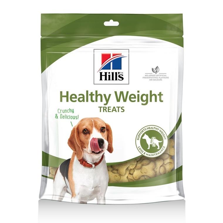 Croquettes pour chien Hill's treats healthy weight en sac de 220 gr 661109