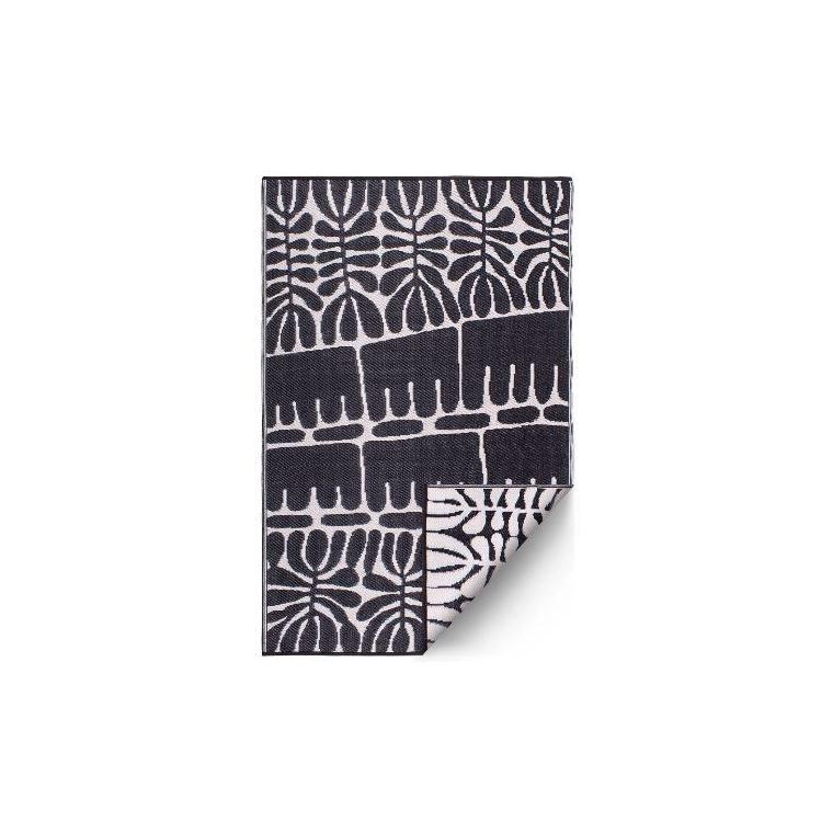 Tapis Serowe noir - 90x150 cm 661150