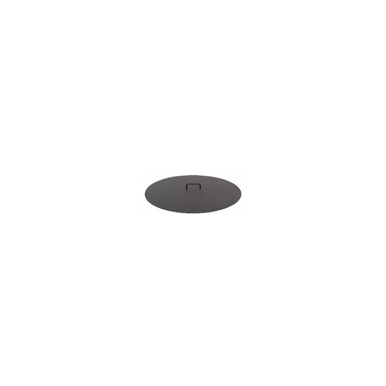 Couvercle Orion noir RedFire Ø 82 cm en acier 661568