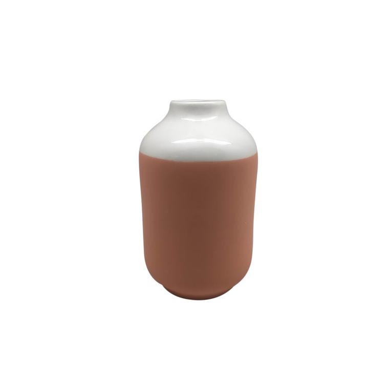 Vase Céramique Ø14xH21,5 cm 661760