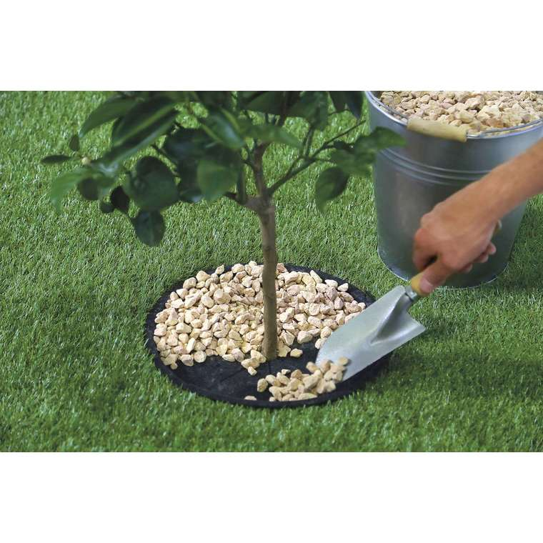 Bordure entourage d'arbre Decordisk Polyester recyclé Ø30 cm 662025