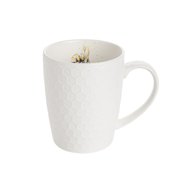 Mug en porcelaine – 8.5x10 cm 662379