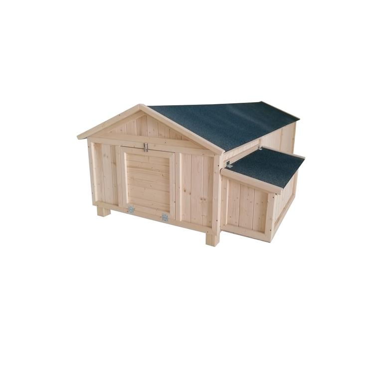 Poulailler Lana simple en bois de 3 m²  663324