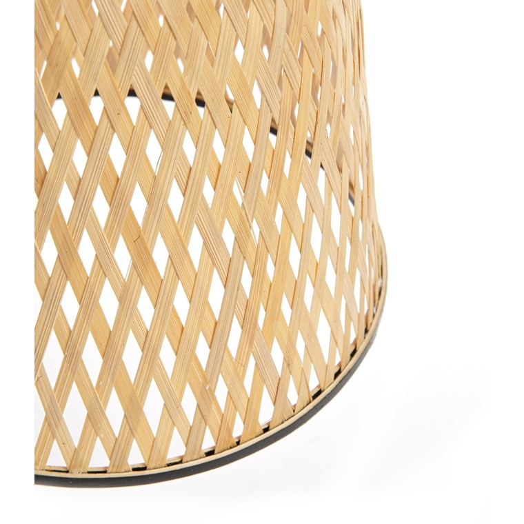 Suspension en bambou D.17x15 665536