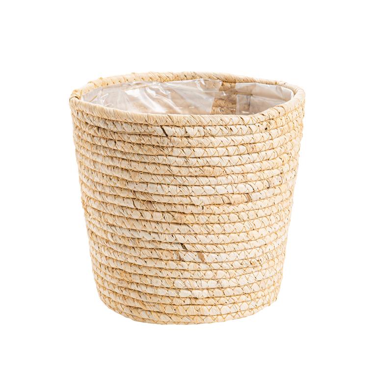 Cache-pot Vannerie Ø 20,5 cm 665632