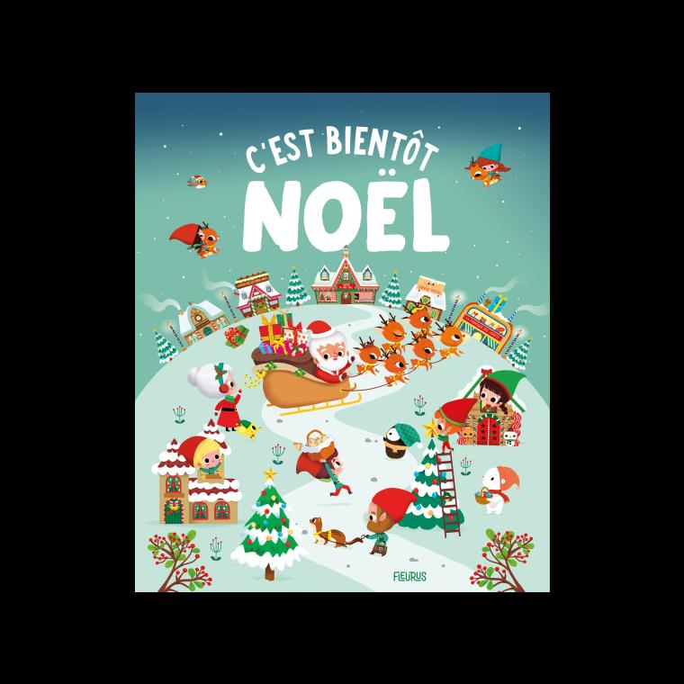 C'est bientôt Noël des éditions Fleurus 665927