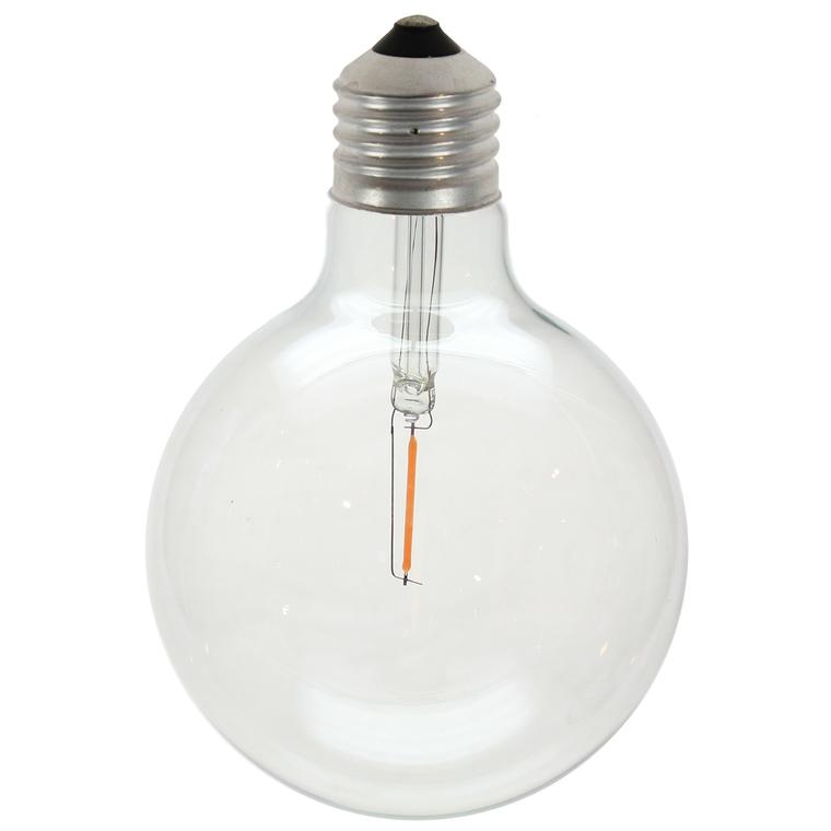 Ampoule LED blanc chaud pour guirlande G706W Ø 12,5 cm 669045