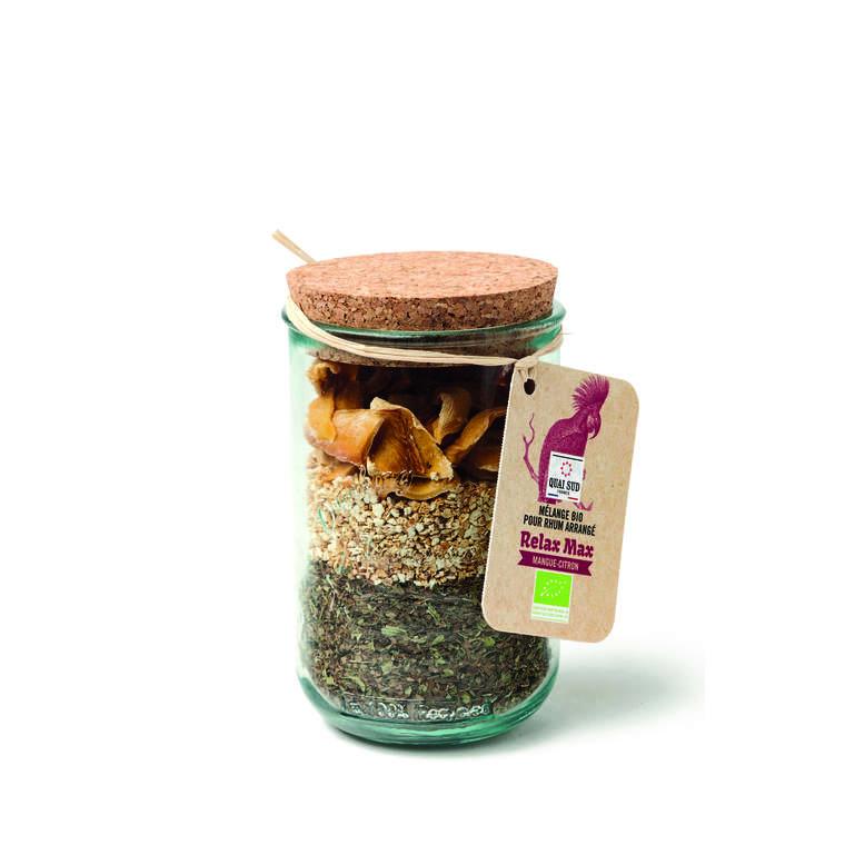 Verre tumbler mélange bio relax max 110 g 669356
