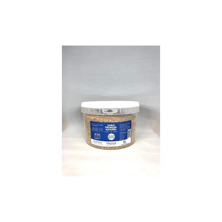 Sable premium naturel semi-fin beige 3,5 L 671721