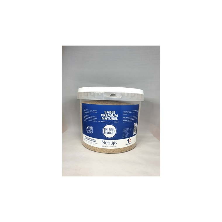 Sable premium naturel fin beige 5,5 L 671722