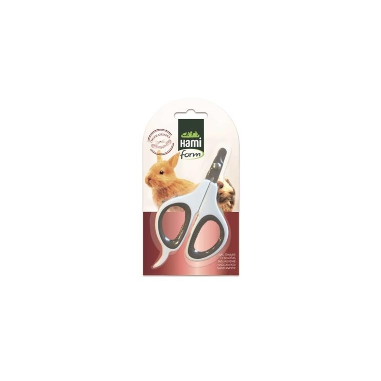 Ciseaux coupe-griffes pour rongeurs 4x18 cm 671906