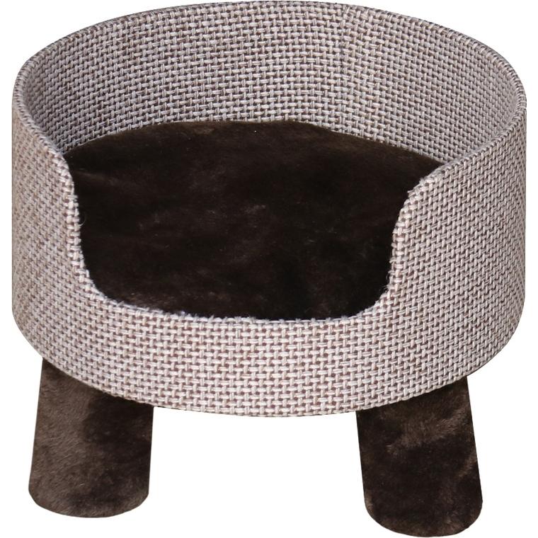 Sofa Anas brun pour chien et chat - taille S 672056
