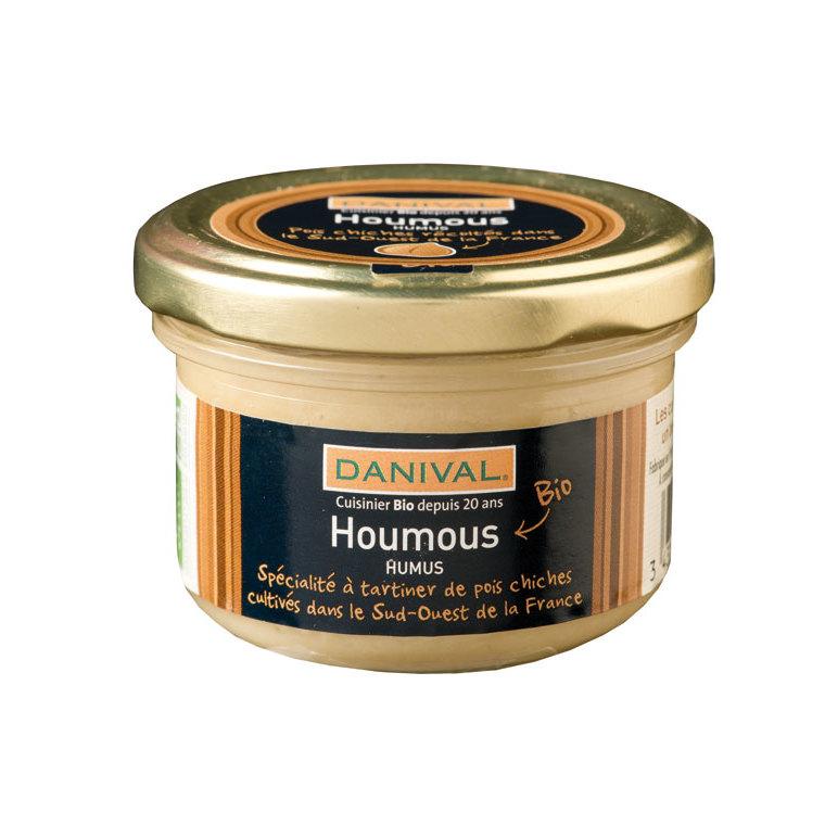 Houmous bio - 100 gr 67207