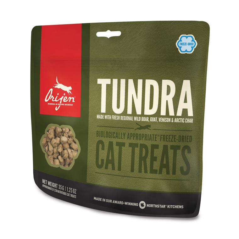 Orijen treat tundra pour chat - 35 gr 673647