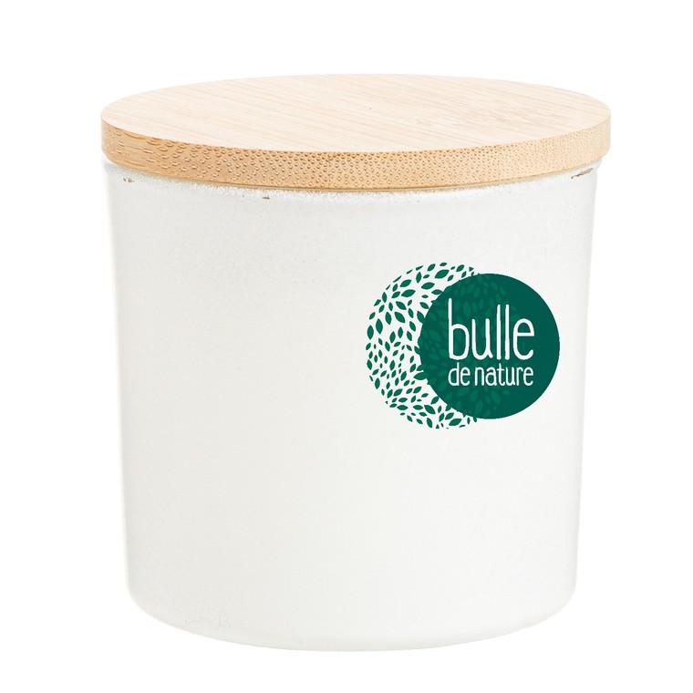 Bougie parfumée Forêt de sapins 100g bulle de nature 674865