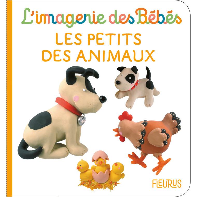 Les petits des animaux – l'imagerie des bébés aux éditions Fleurus 674928
