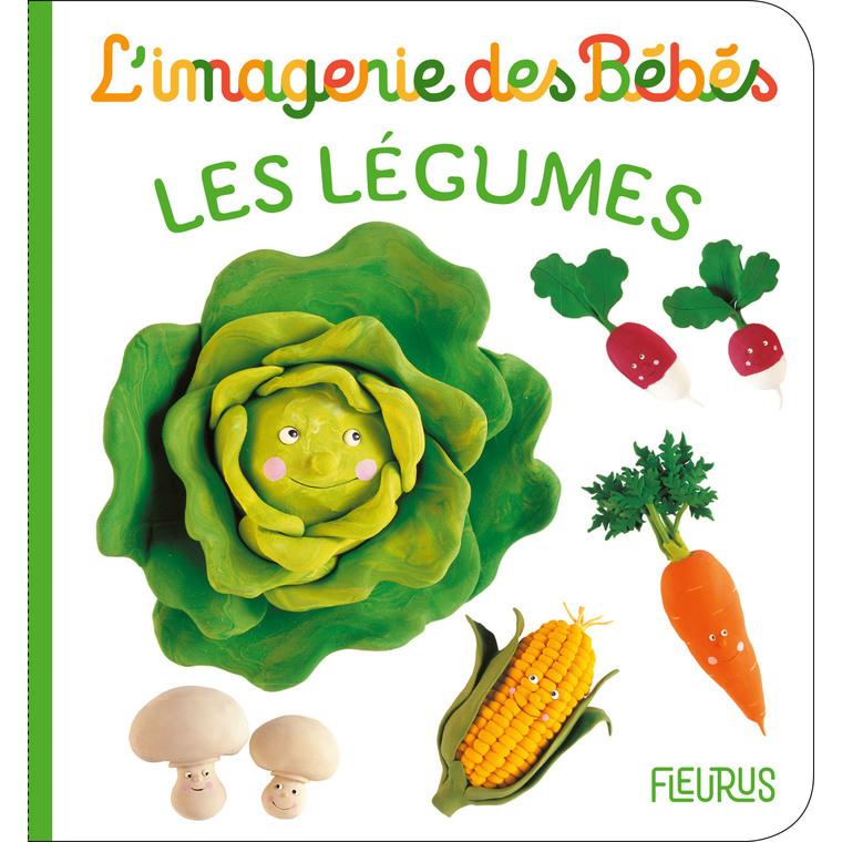 Les légumes – l'imagerie des bébés aux éditions Fleurus 674932